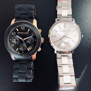 Michael Kors Watched (Set of 2)